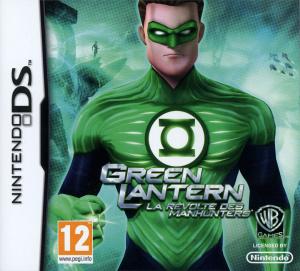Green Lantern : La Révolte des Manhunters sur DS