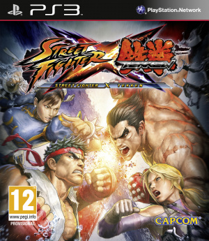 Street Fighter X Tekken sur PS3