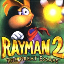 Rayman 2 : The Great Escape sur PS3