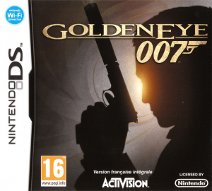 GoldenEye 007 sur DS