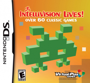 Intellivision Lives ! sur DS