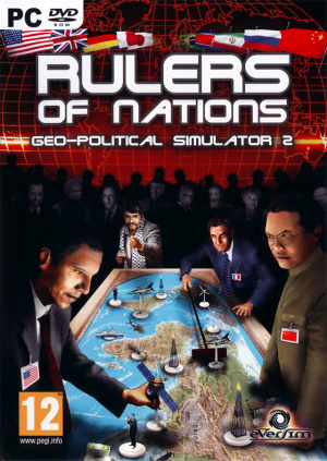 Rulers of Nations : Geo Political Simulator 2