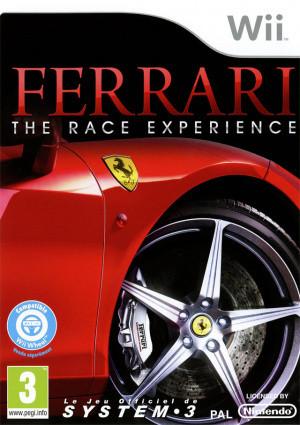 Ferrari : The Race Experience vendu avec un volant