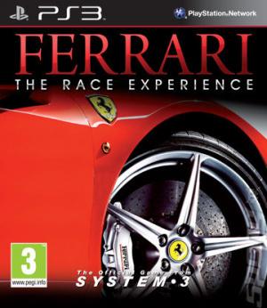 Ferrari : The Race Experience sur PS3