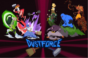 Dustforce sur Vita