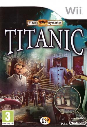Hidden Mysteries : Titanic sur Wii