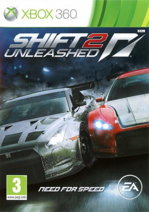 Shift 2 Unleashed sur 360