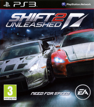 Shift 2 Unleashed sur PS3