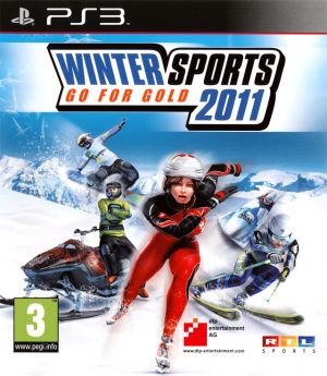 Winter Sports 2011 : Go for Gold sur PS3