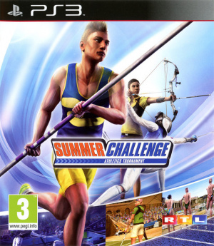 Summer Challenge Athletics Tournament sur PS3