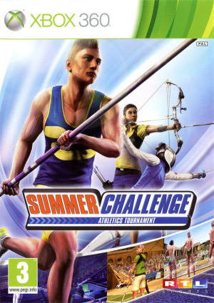Summer Challenge Athletics Tournament sur 360