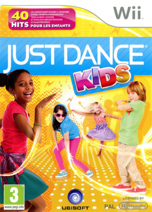 Just Dance Kids sur Wii