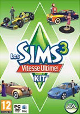 Les Sims 3  : Vitesse Ultime ! Kit sur PC