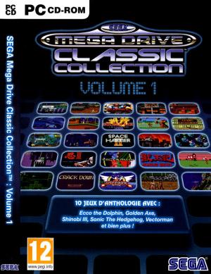 SEGA Mega Drive Classic Collection Volume 1 sur PC