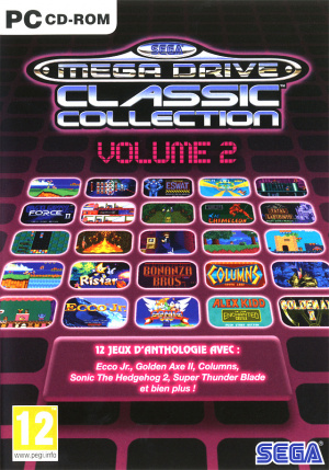 SEGA Mega Drive Classic Collection Volume 2 sur PC