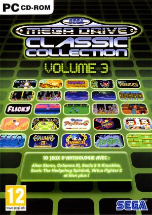 SEGA Mega Drive Classic Collection Volume 3 sur PC