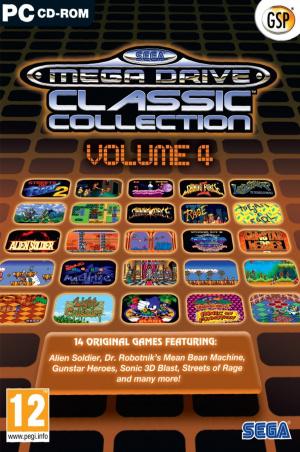 SEGA Mega Drive Classic Collection Volume 4 sur PC