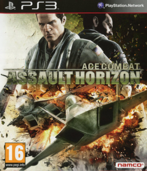 Ace Combat : Assault Horizon sur PS3