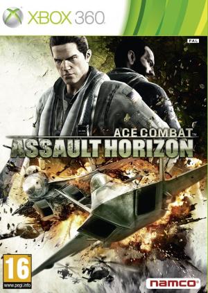 Ace Combat : Assault Horizon sur 360