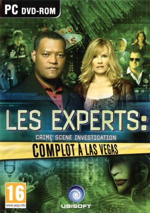 Les Experts : Complot à Las Vegas sur PC