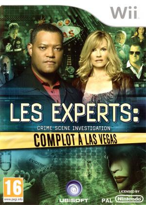 Les Experts : Complot à Las Vegas sur Wii