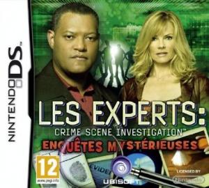 Les Experts : Enquêtes Mystérieuses (DSi)