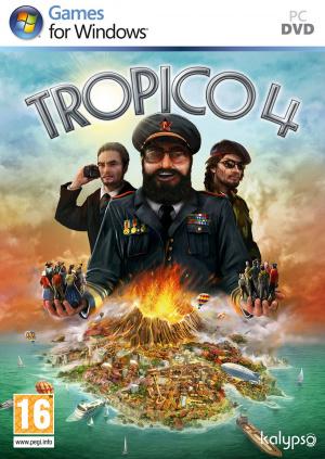Tropico 4 sur PC