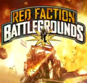 Red Faction : Battlegrounds sur PS3