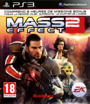 Mass Effect 2 sur PS3
