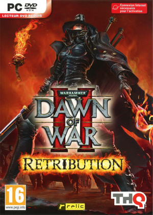 Warhammer 40.000 : Dawn of War II : Retribution sur PC