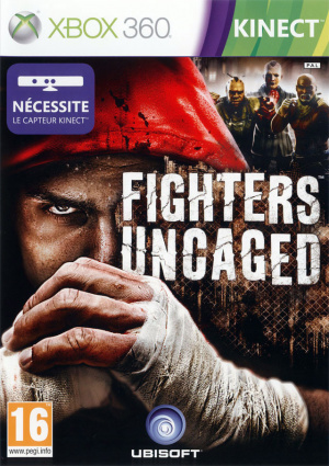 Fighters Uncaged sur 360