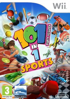 101 in 1 Sports : Party Megamix sur Wii
