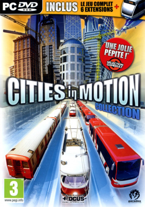 Cities in Motion sur PC