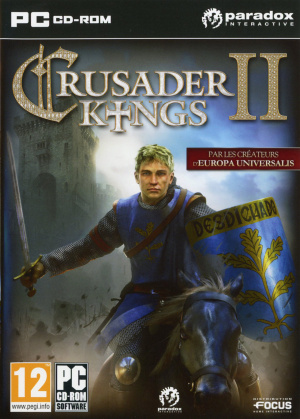 Jaquette de Crusader Kings II