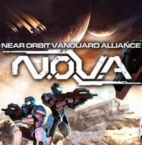 N.O.V.A. Near Orbit Vanguard Alliance sur PSP