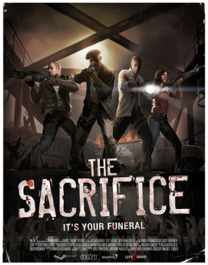 Left 4 Dead 2 : The Sacrifice sur 360