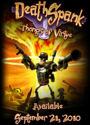 DeathSpank : Thongs of Virtue sur PS3