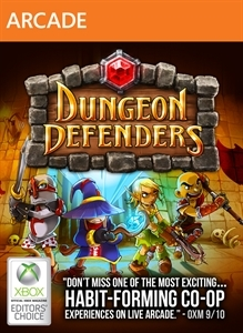 Dungeon Defenders sur 360