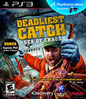 Deadliest Catch : Sea of Chaos