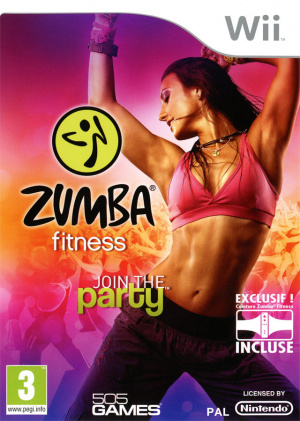 Zumba Fitness sur Wii
