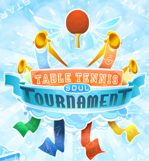 Table Tennis Soul Tournament sur iOS