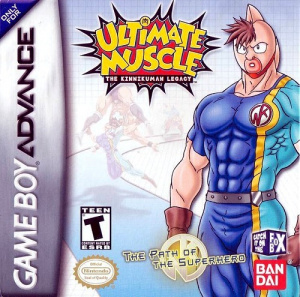 Ultimate Muscle : The Path of the Superhero sur GBA