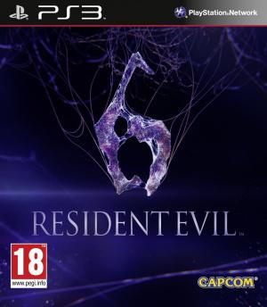 Resident Evil 6 sur PS3