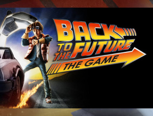 Back to the Future : The Game - Episode 1 : It's About Time sur PC