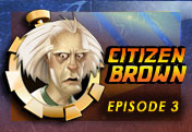 Back to the Future : The Game - Episode 3 : Citizen Brown sur PC