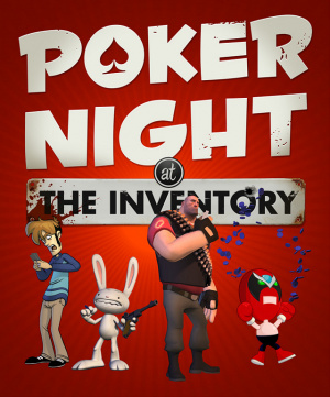 Poker Night at the Inventory sur PC
