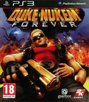Duke Nukem Forever sur PS3