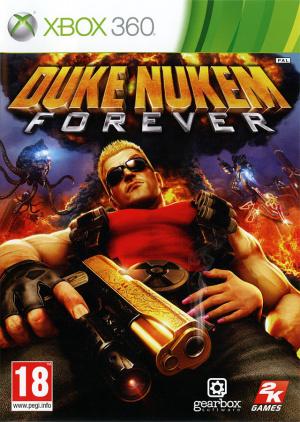 Duke Nukem Forever sur 360