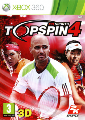 Top Spin 4 sur 360