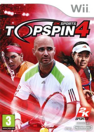 Top Spin 4 sur Wii